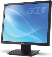 Отдается в дар ЖК-монитор Acer v173. Не стартует