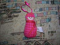 Отдается в дар Тряпочная куколка-матрёшка