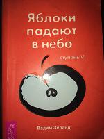 Отдается в дар Книга Вадима Зеланда