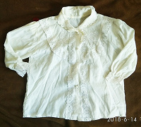 Отдается в дар Штаны и блузка