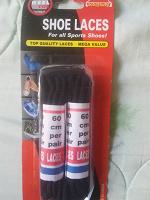 Отдается в дар Черные шнурки