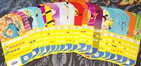 Отдается в дар Карточки «Миньоны»