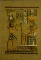 Отдается в дар Египетские папирусы