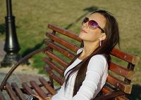 Отдается в дар Солнечные очки