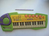 Отдается в дар Детский синтезатор