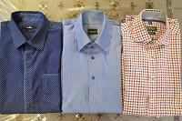 Отдается в дар Рубашки мужские 3 шт.