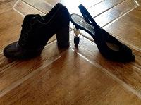 Отдается в дар Туфли размер 37