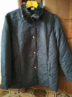 Отдается в дар Куртка женская, 52-54 размер.