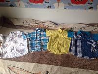 Отдается в дар Детские рубашки для мальчика
