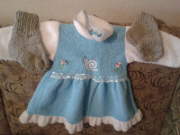 Отдается в дар Платье для малышки