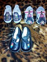 Отдается в дар Обувь 22