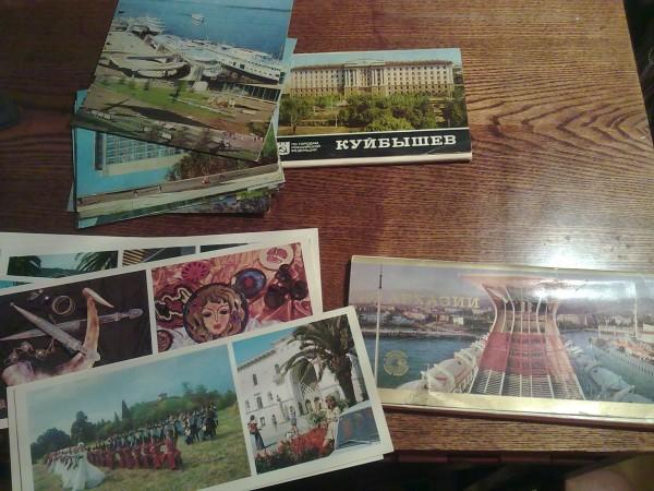 Набор открыток о тюмени, хороший человека открытки