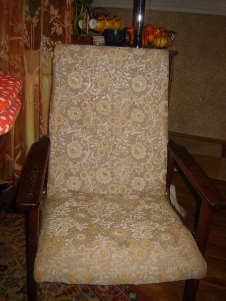 Кресло б/у срочно!