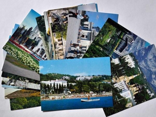 крымские открытки