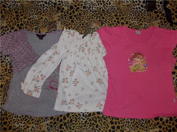 Вещи для девочки р152-158