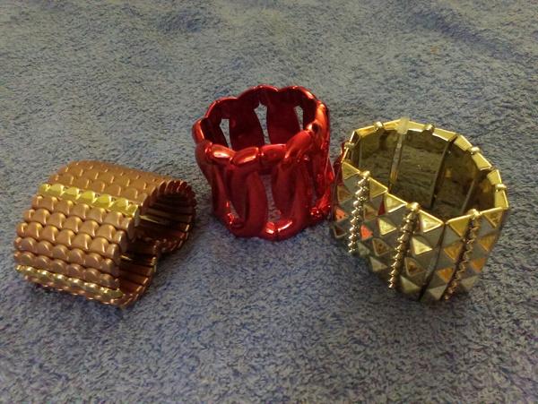 Украшения для рук, браслеты (с браком)