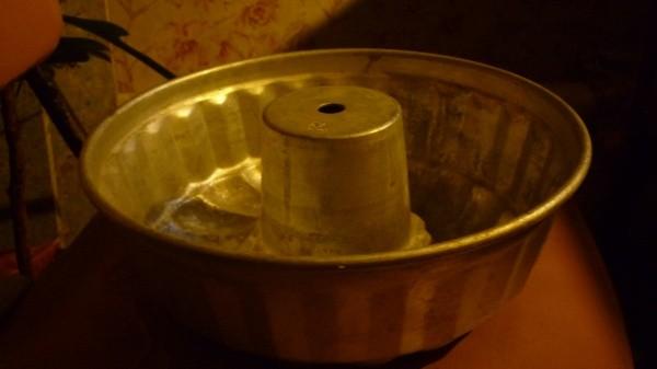 Кулинарный привет из СССР! Форма для выпечки кексов.