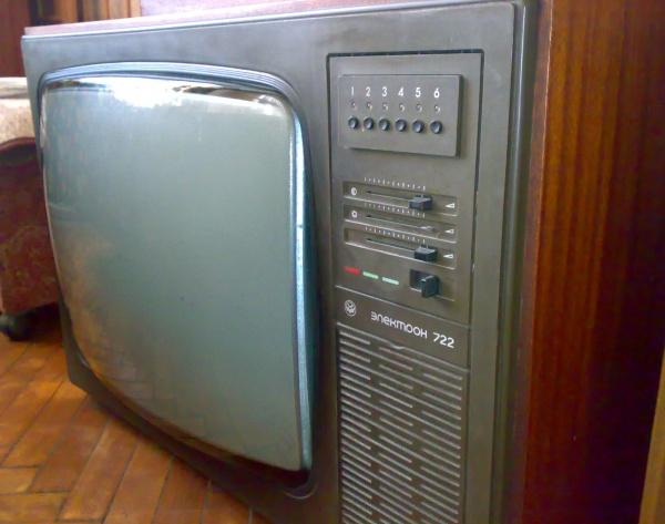 советский телевизор электрон фото схемы вязания
