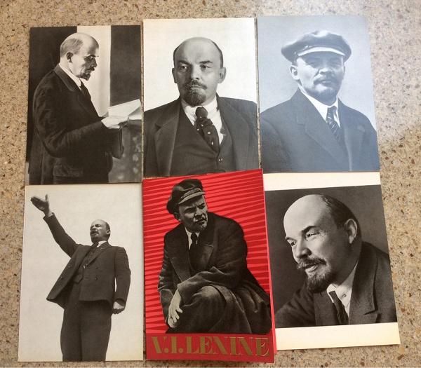 Стиле, открытки с лениным цена