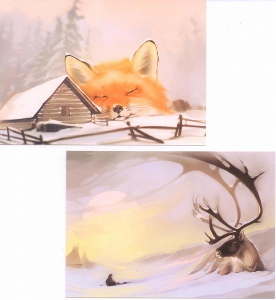 Открытки анимацией, александра хитрова открытки