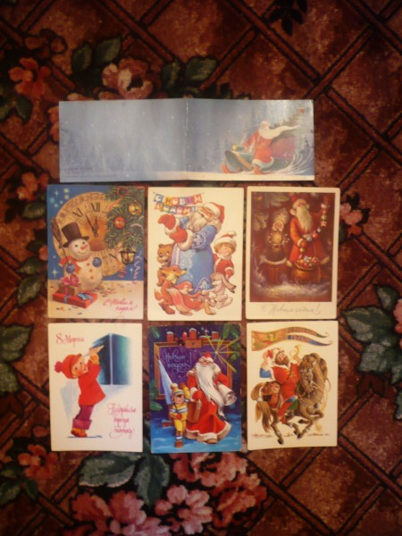 Коллекционер открыток букв сканворд