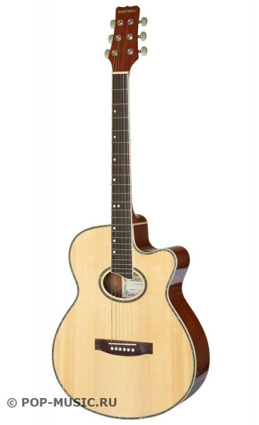 гитара Martinez W-02AC
