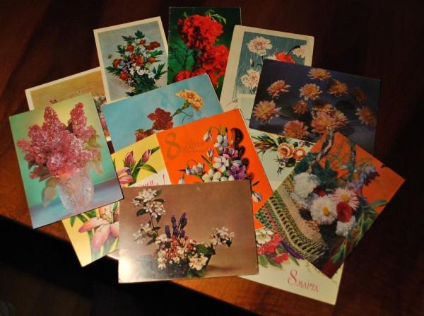 Сбор открыток как называется, для ветеранов мастер