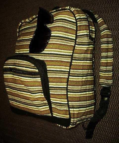 Рюкзачки в этно стиле из Индии:)