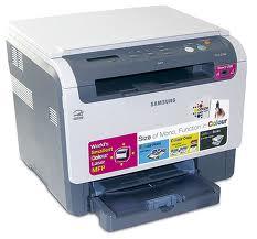 Цветной принтер-сканер-копир Samsung CLX 2160