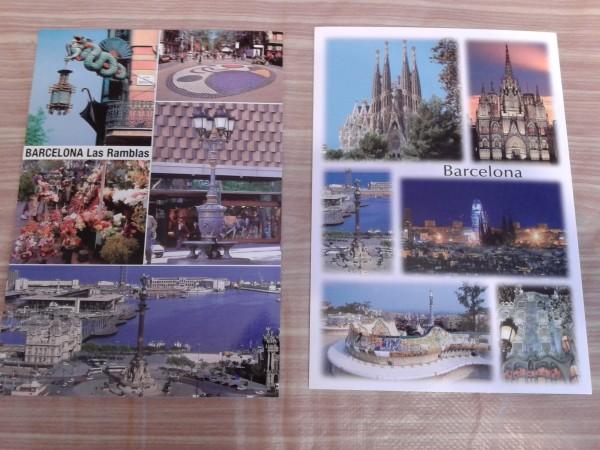 Розовыми, сколько идет открытка из испании в италию