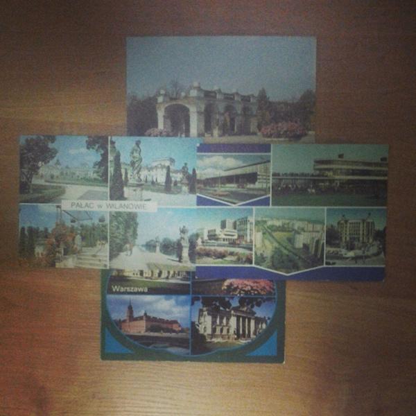 Февраля, набор открыток страны