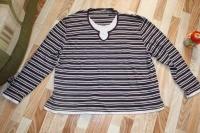 Кофта футболка лонгслив новая 58 p-p