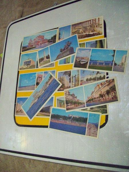 Набор открыток куйбышев