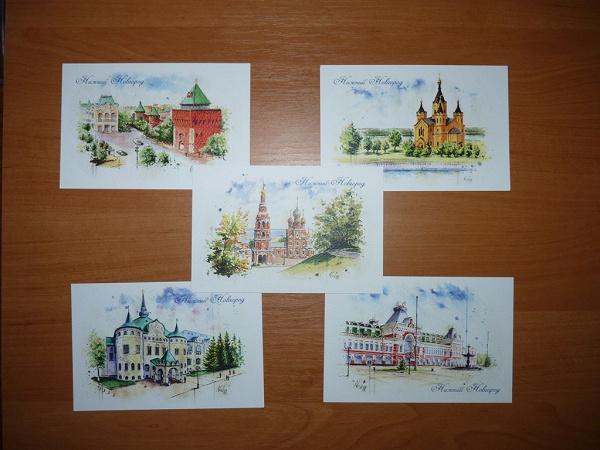 Магазин открыток в нижнем новгороде, днем рождения