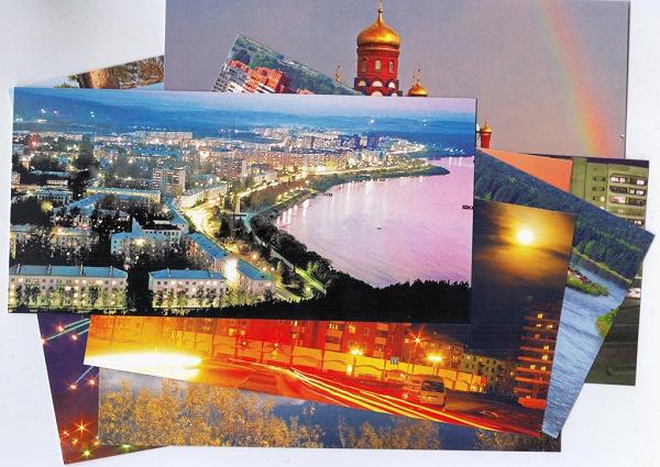 Мир открыток в красноярске