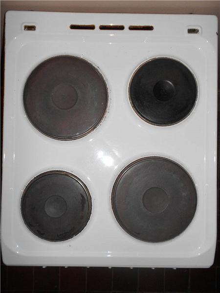 Электрическая плита Indesit