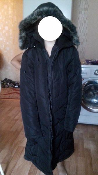 Куртка зимняя 44-46 размер