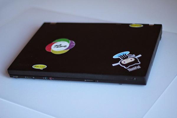 Ноутбук Lenovo T500 (2008 г.)