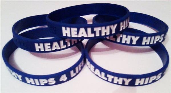 Браслеты от HEALTHY HIPS 4 LIFE