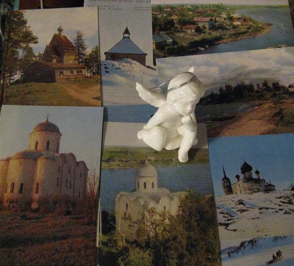 Картинки, север набор открыток