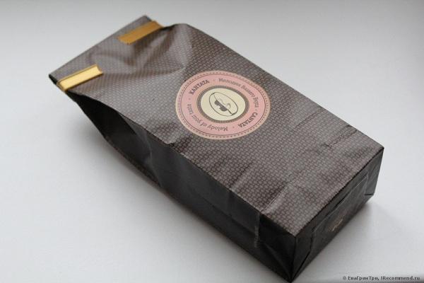 Натуральный кофе «Ваниль» и «Карамель».