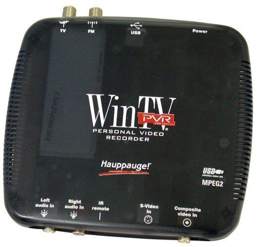 ТВ-тюнер Hauppage WinTV PVR2