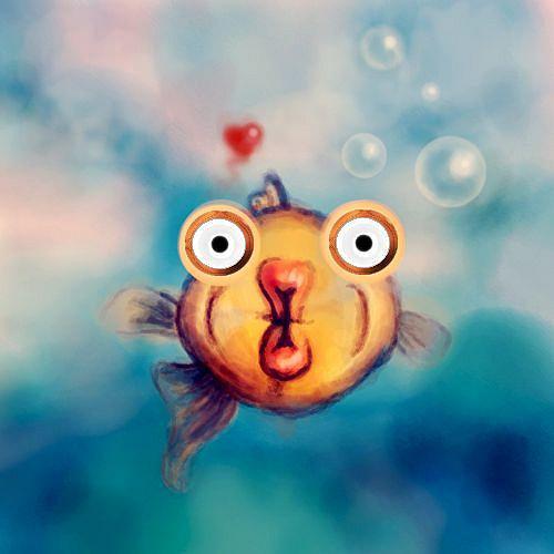 Рыбка моя прикольные картинки, поздравление покупкой