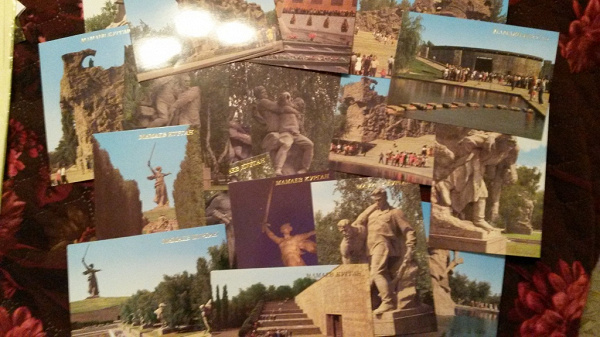 Набор открыток курган