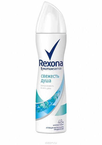 Дезодорант-спрей Rexona