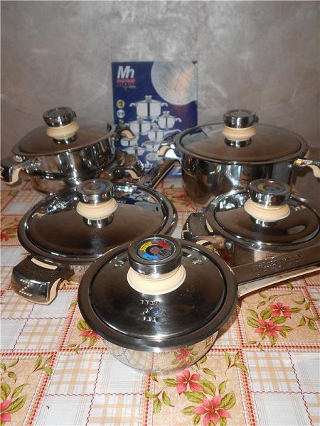 Набор посуды Millerhaus