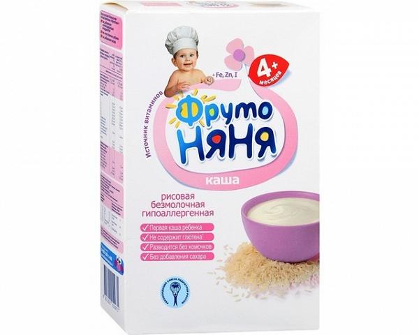 Гипоаллергенная диета молочные каши