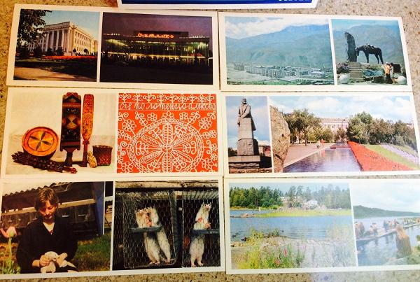 Картинки, осетия открытки